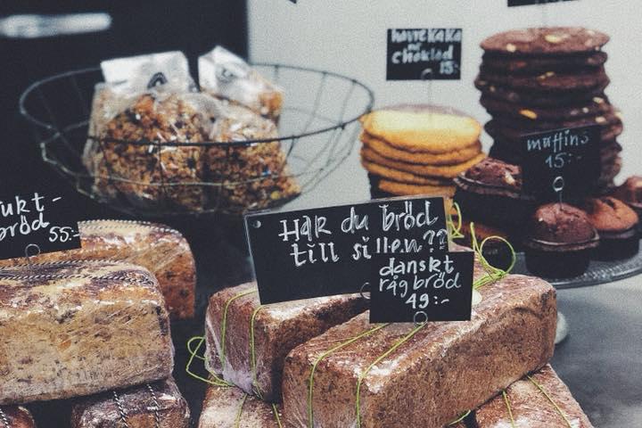Olika bröd